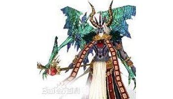 撒旦-魔兽rpg游戏四级合成装备