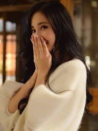 影视美女明星-陈欣予美照(图文) - 秋雨 - 秋雨 淅沥沥下个不停