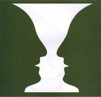 (图)鲁宾的面孔/花瓶幻觉