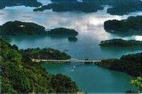 流溪河国家森林公园自然风景