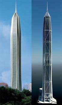 深圳平安大厦第一高楼