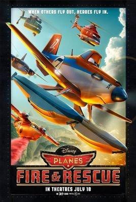 飞机总动员:火线救援