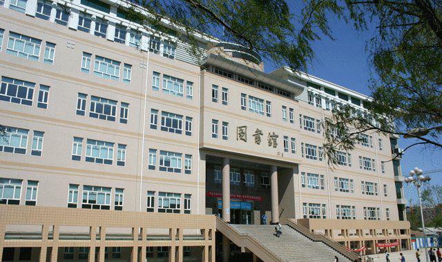 北京林业大学学研楼