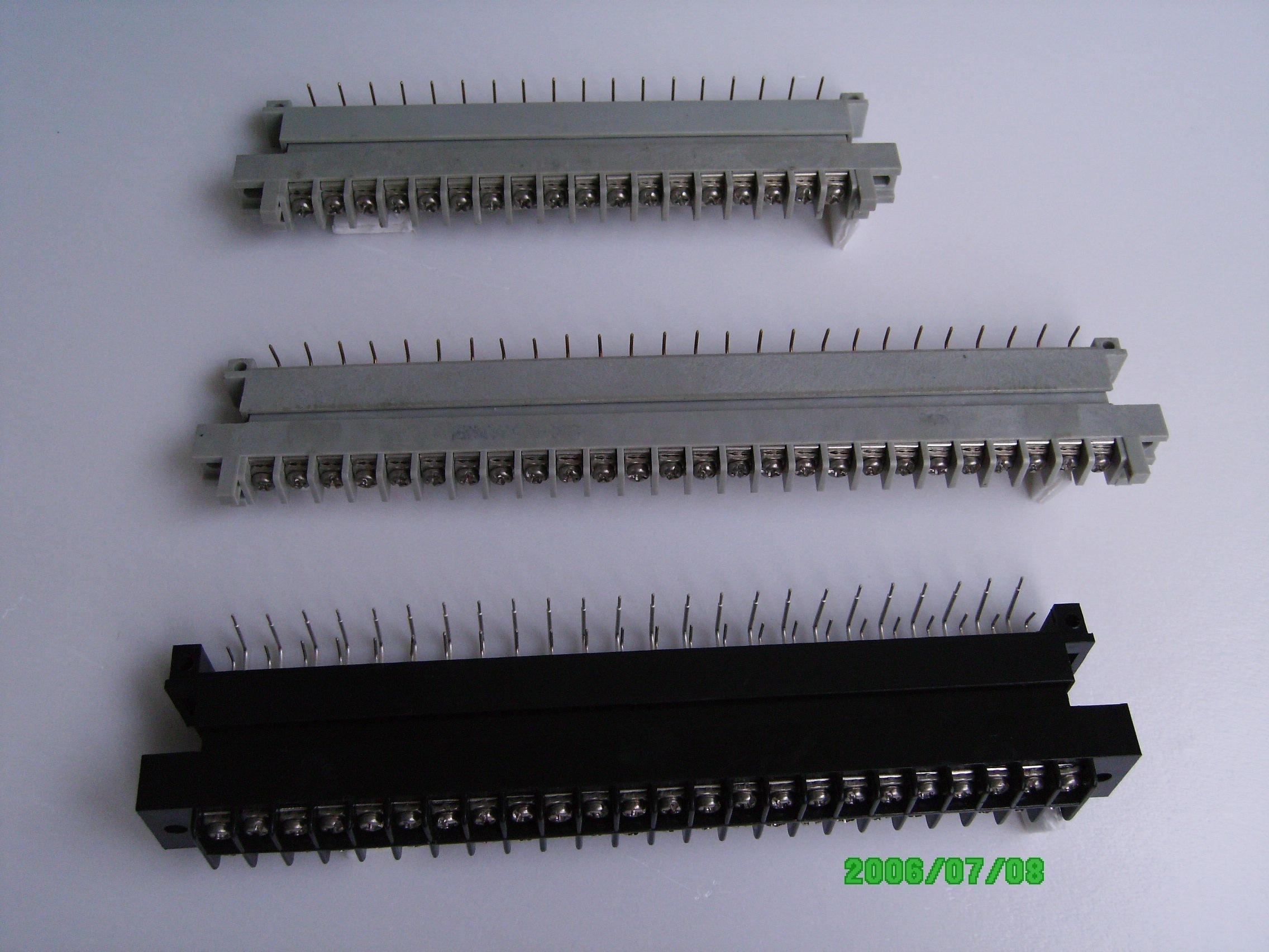 本标准等效采用国际标准iec455(1988)《设备接线端子