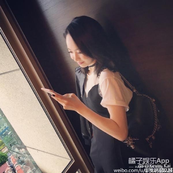 袁姗姗、宋茜都心仪,穿上这简单的组合你也能变女神!