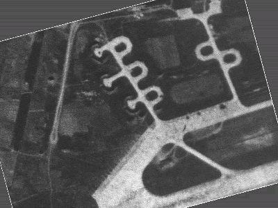 机场结构图