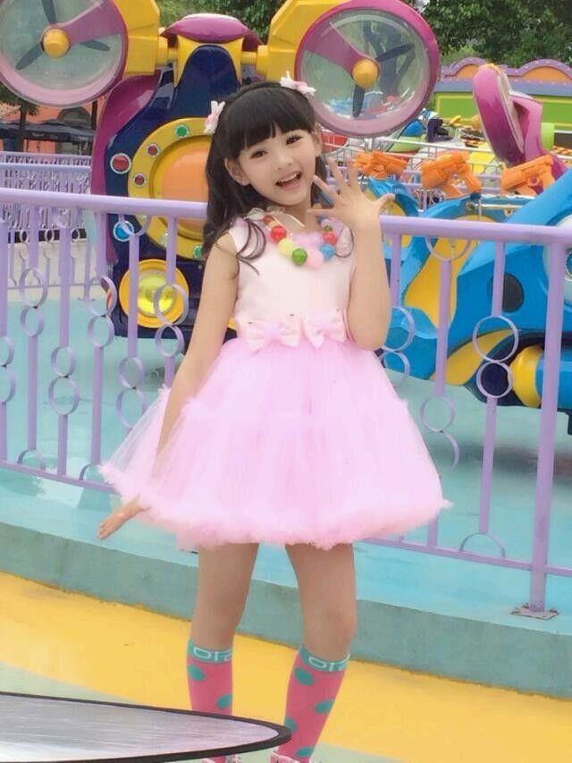 [转载]中国内地流行乐女歌手,童星:王巧