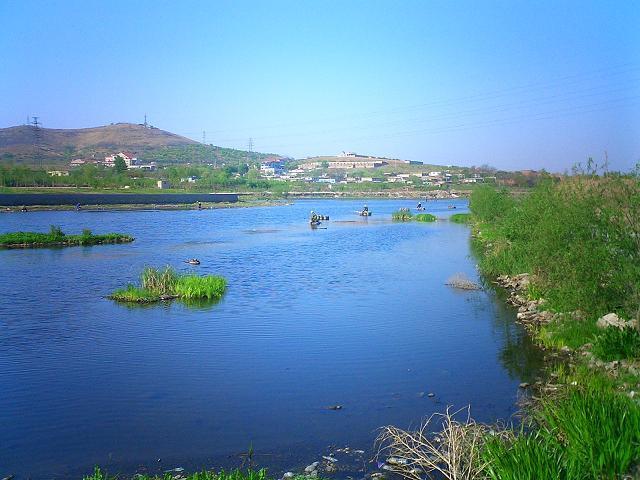 锦州卧龙湖风景区