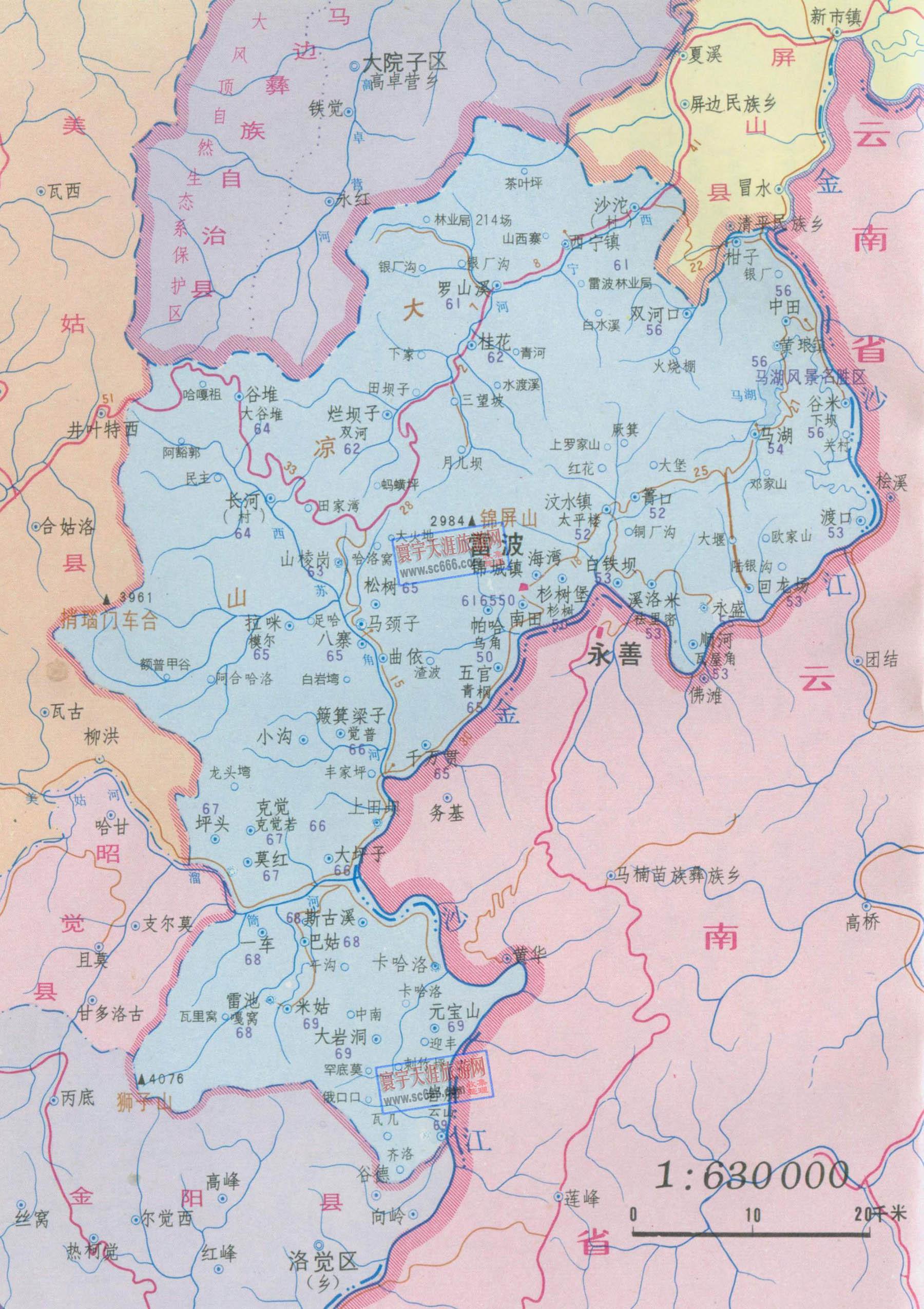 怀化鹤城区地图全图