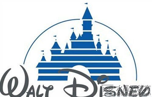 香港迪士尼logo矢量图