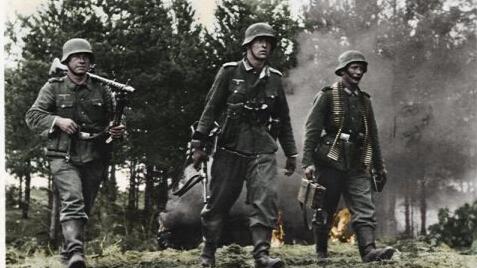 一部关于德国纳粹的电影