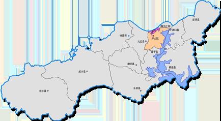 找一下九江地图