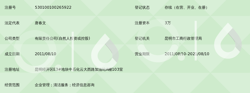 昆明市飞睿企业管理有限公司_360百科