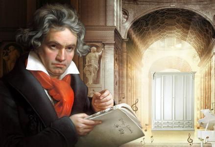 贝多芬 - 音乐家