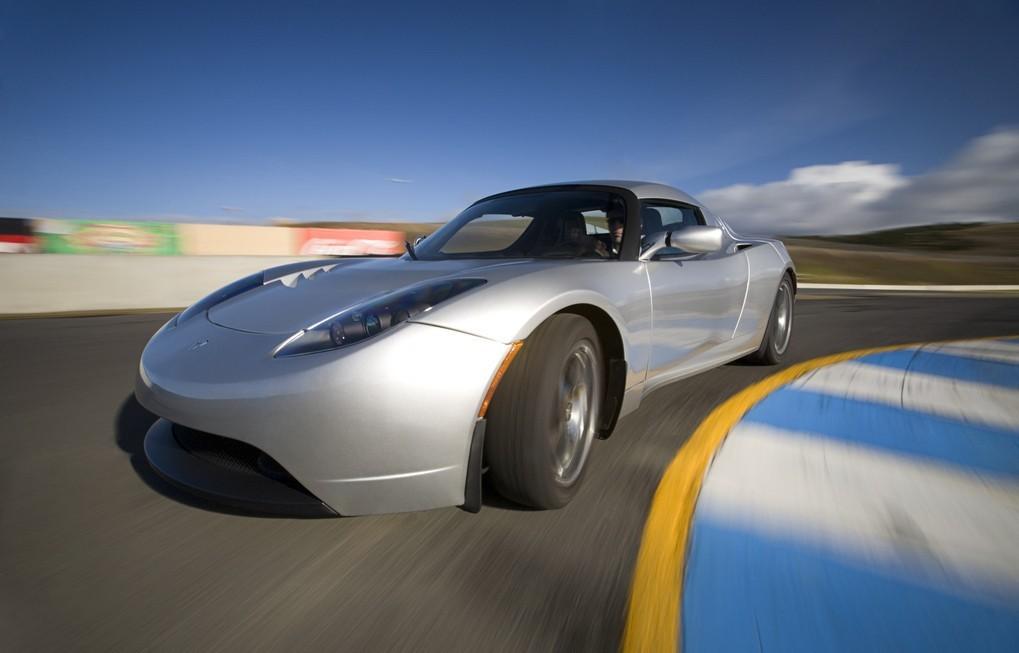 特斯拉汽车照片
