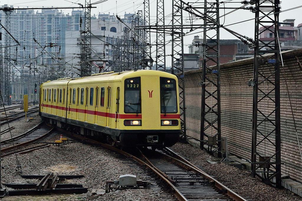 广州地铁2号线