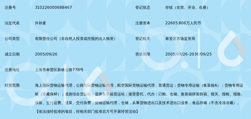 上海中外运海港国际物流有限公司_360百科
