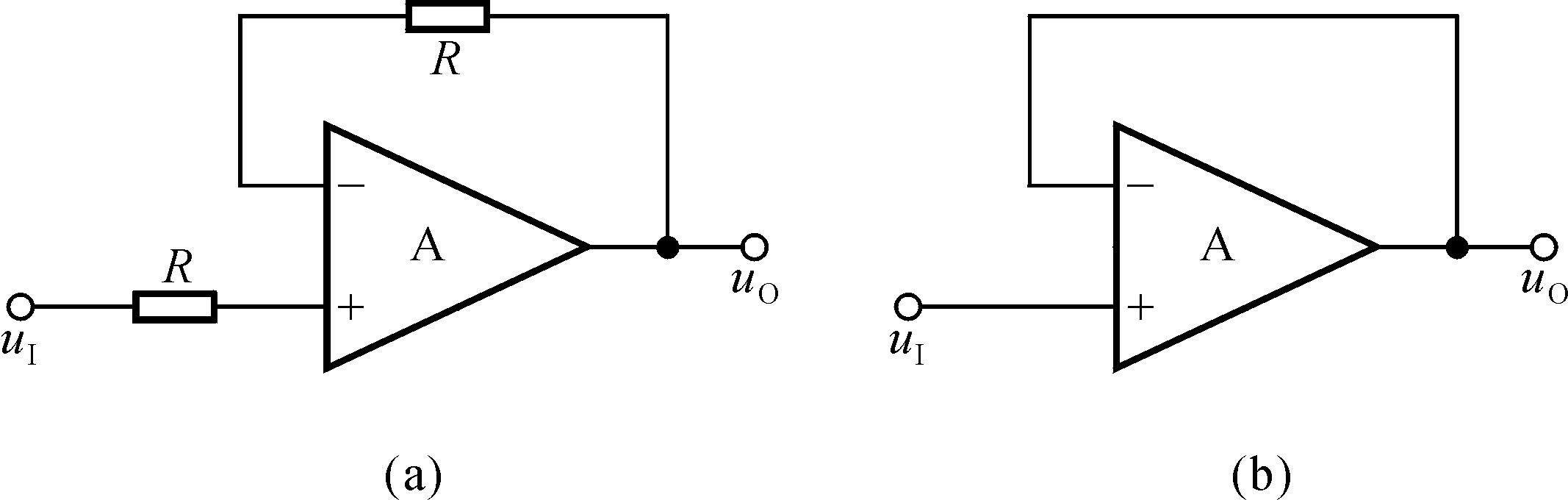 (3)反相求和运算电路