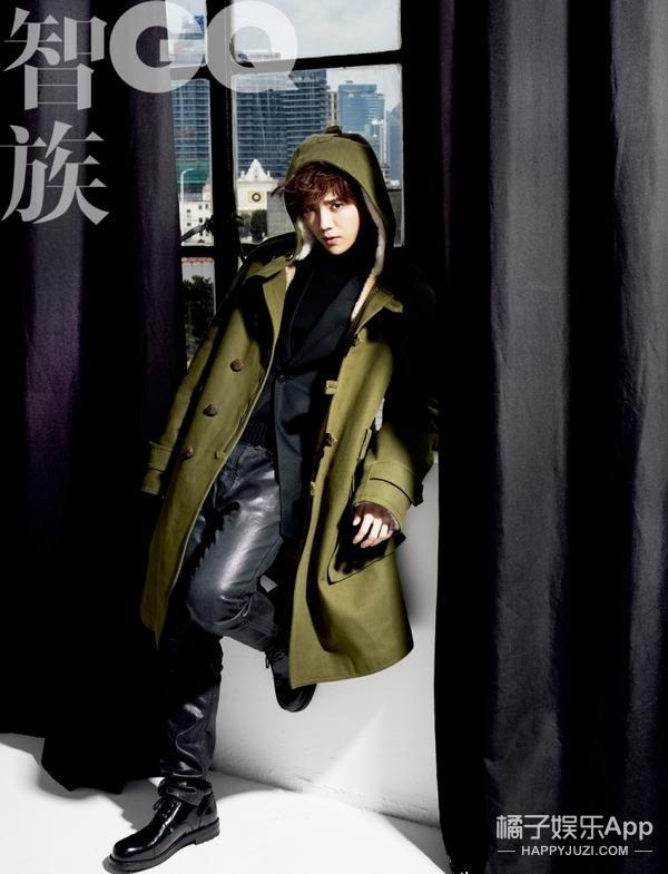 杨洋、鹿晗、吴亦凡都穿上了军装,风格差的还挺大!