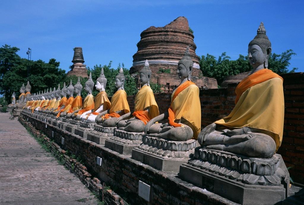 老挝自然风景