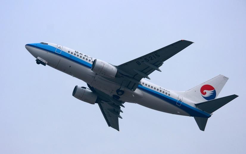 河北航空机队拥有飞机15架