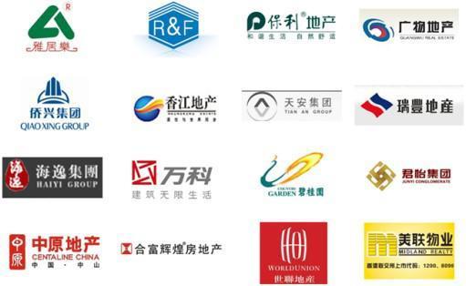 主要合作客户(不分先后) 广州越秀城建集团,富力地产集团,雅居乐集团图片