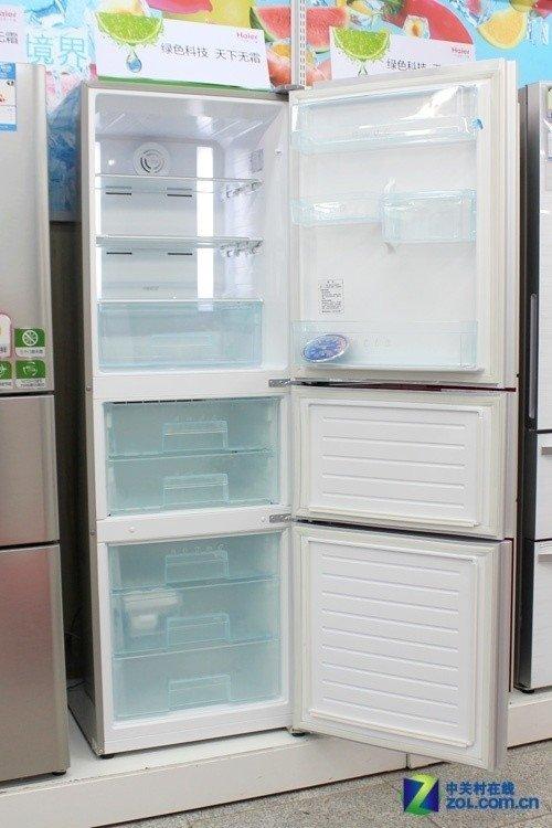 我们称它为间冷式(风冷式)冰箱,也正是我们所说的无霜冰箱.