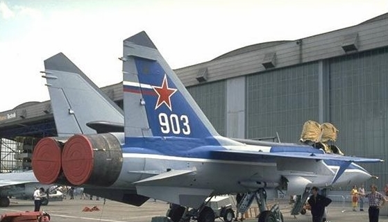 米格-29机身结构主要为铝合金组成