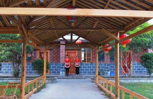 中国农家乐旅游联盟图片
