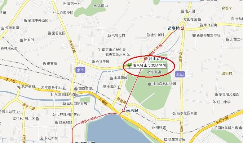 y5,y1,1,南栖,南上等 距南京火车站,地铁一号线 (火车站,红山动物园均