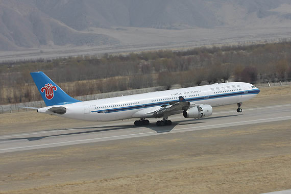 三,中国台湾地区的航空公司运营空客a330系列飞机37架 (2013年4月
