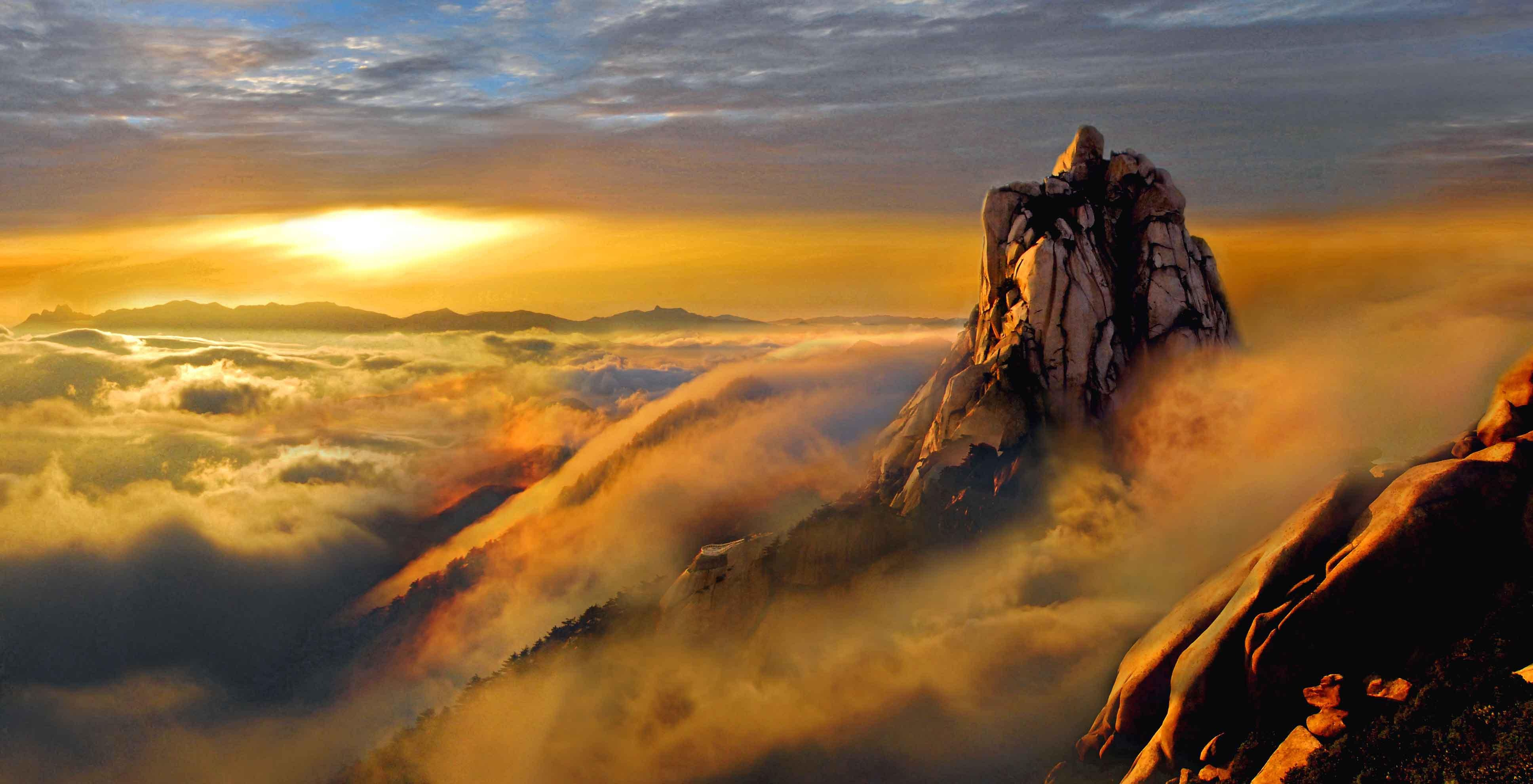 天柱山旅游度假区