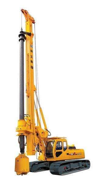 xr260d是徐工260千牛液压旋挖钻机.图片